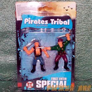Набор пиратов (2 шт.) Вид №2