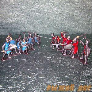 "Набор солдатиков ""Рыцари"" (без лошадей)"