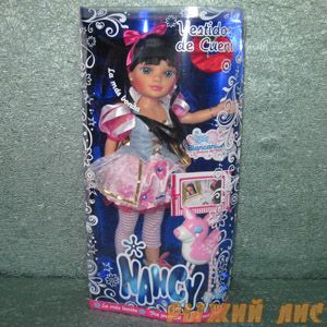 Кукла Нэнси - Белоснежка