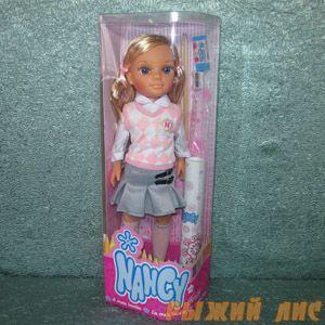 Кукла Нэнси Школьница