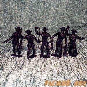Солдатики Ковбои