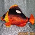 Рыба-Бабочка (оранжевая)