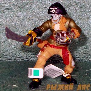 Пират Зомби