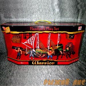 Набор Пиратский Корабль с солдатиками