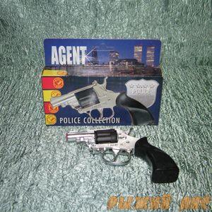"""Пистолет с пистонами """"Агент"""""""