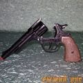Ковбойский револьвер (черный)