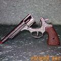 Ковбойский револьвер (металл)