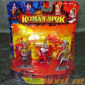 Солдатики Римские Воины. Вид №3.