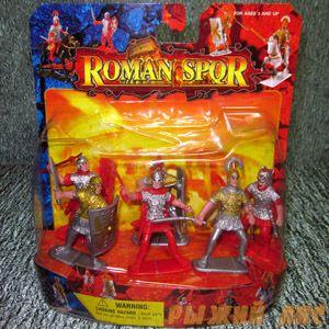 Солдатики Римские Воины. Вид №4.
