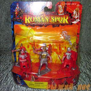 Солдатики Римские Воины. Вид №6.