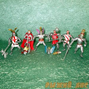 Игровой набор Рыцари