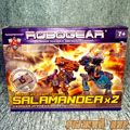 Шагающая Танкетка SalamanderХ2