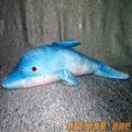 Дельфин Голубой