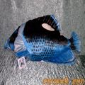 Рыба-Бабочка (синяя)