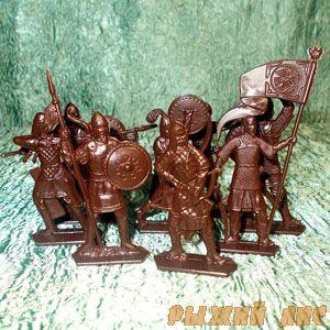 Солдатики Половцы