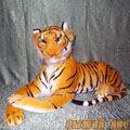 Мягкая игрушка Тигр 90 см