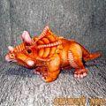 Мягкая игрушка Трицератопс