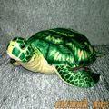 Черепаха большая трикотажная