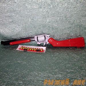 Детская винтовка Мустанг (с пульками)