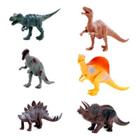 Набор динозавров Dino Outbreak