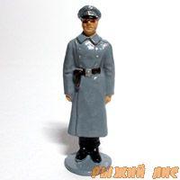 Немецкий офицер. Зима 1943 (крашеный)