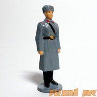Офицер в шапке. СА-75 (крашеный)