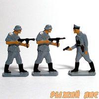Солдатики Немцы - Отряд №1