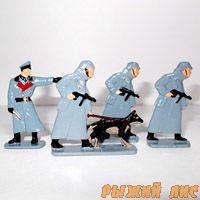 Солдатики Немцы - Отряд №2