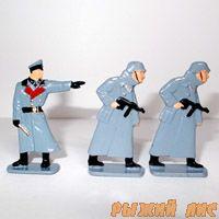 Солдатики Немцы - Отряд №3