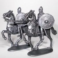 Солдатики Викинги (Всадники)