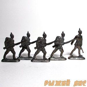 Германская Пехота ПМВ. Отряд №1.