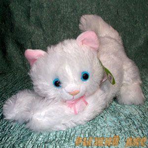 Мягкая игрушка Кошка 25 см