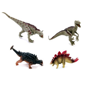 Набор фигурок Динозавры K148