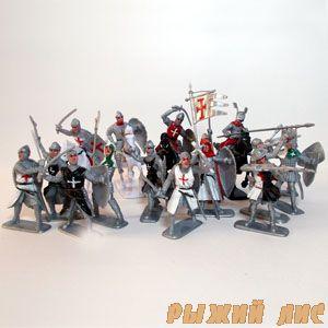 Набор Крестоносцы (большой)