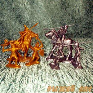 """Набор мини-фигурок """"Рыцари"""""""
