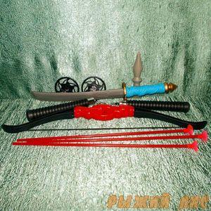 Набор оружия Ниндзя RZ1331