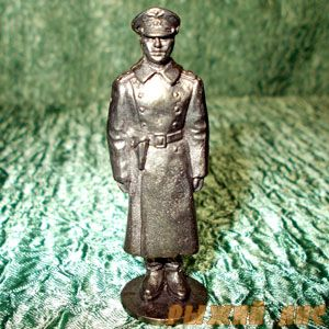 Немецкий офицер. Зима 1943