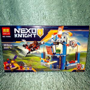 Nexo Knight - Библиотека Мерлока