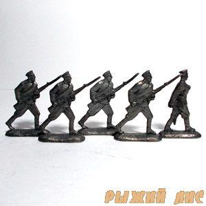 Русская Пехота ПМВ. Отряд №1.