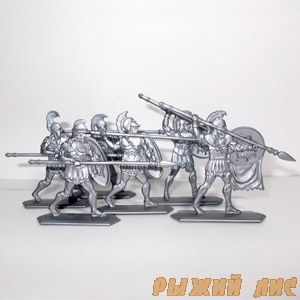Солдатики Греки. Афинская фаланга