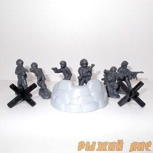 Солдатики ПК Форма