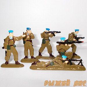 Солдатики ВДВ