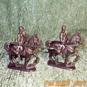 Солдатики Римляне (всадники)
