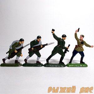 Советская Пехота - Отряд №1