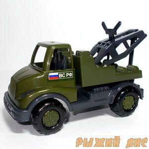 Военный Эвакуатор Кнопик