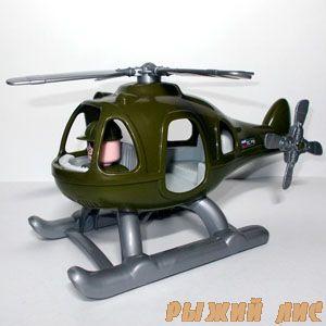 Военный Вертолет Гром