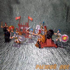 """Набор солдатиков """"Римские Воины"""""""