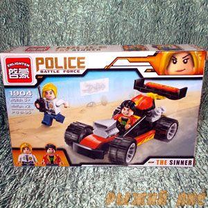 Полиция - The Sinner (95 деталей)
