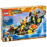 Конструктор Brick Пираты Сын Океана