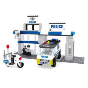 Патруль. Полицейский участок
